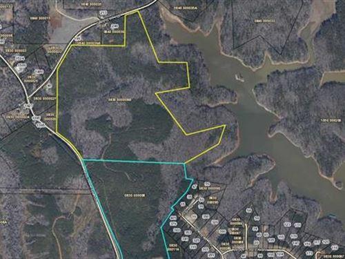 149 Acres Near Chattahoochee River : Lagrange : Troup County : Georgia