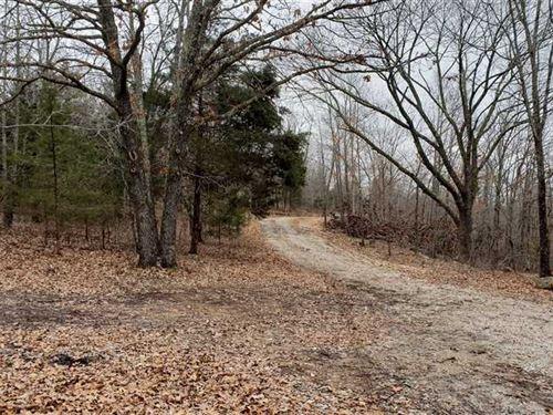 31.2 Acres With Power, Septic : Macomb : Douglas County : Missouri