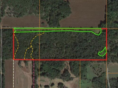 Prime Acreage LA Crosse County WI : Farmington : La Crosse County : Wisconsin