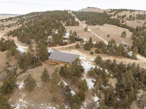 23 Canyon View Ranchette : Lusk : Niobrara County : Wyoming