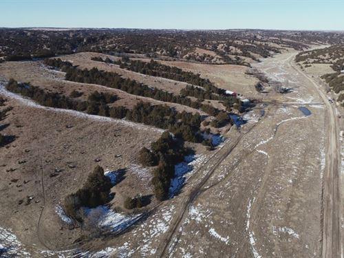 Cottonwood Canyon Ranchette And Hun : Maxwell : Lincoln County : Nebraska