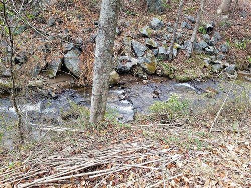 Unrestricted Acreage in Sylva : Sylva : Jackson County : North Carolina