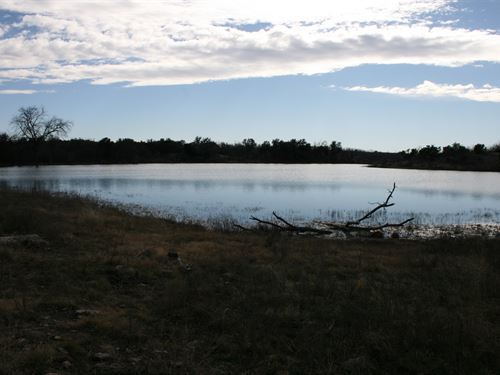 730 Acre Ranch Near Brad : Strawn : Palo Pinto County : Texas