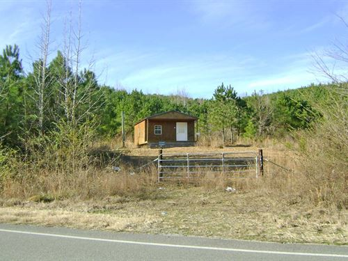 Dobson Tract : Centre : Clarke County : Alabama