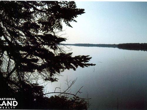 Steamboat Lake, Walker Bldg Site : Walker : Hubbard County : Minnesota