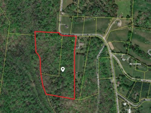 Fantastic Land Near Normandy Lake : Manchester : Coffee County : Tennessee