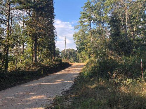 Prospect Farm : Carnesville : Franklin County : Georgia