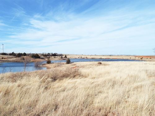 160 Acres Cropland & Grass Pasture : Crescent : Kingfisher County : Oklahoma