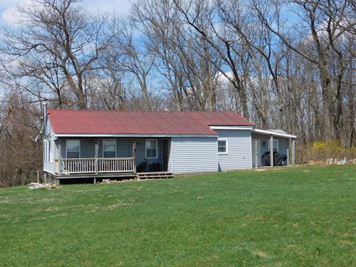 Mountain Acres in Oldtown MD : Oldtown : Allegany County : Maryland