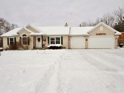 Marquee Home Insurmountable Hunting : Cazenovia : Richland County : Wisconsin