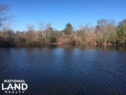 Copperas Branch Recreational & Farm : Falkville : Morgan County : Alabama