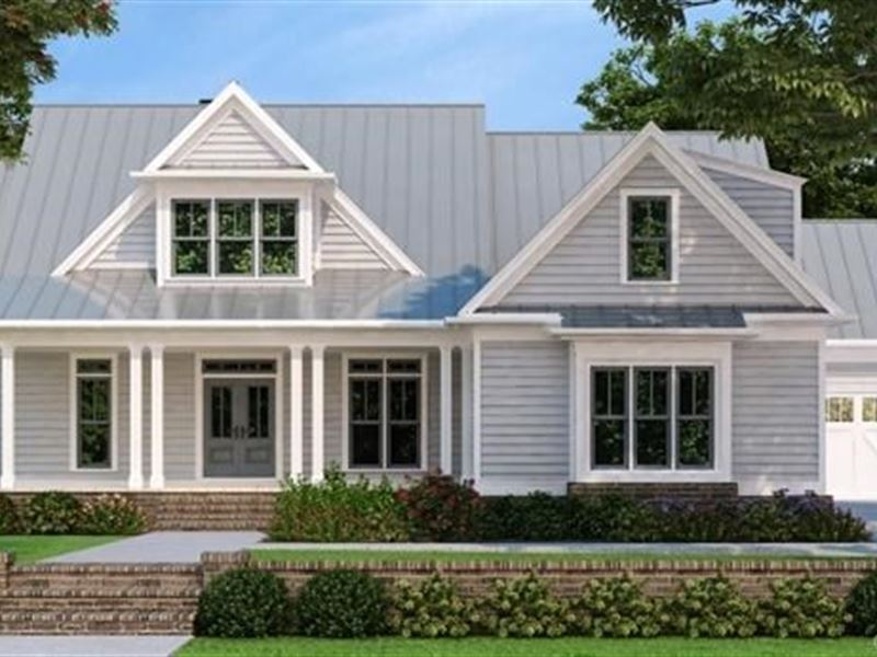 Beautiful Custom Modern Farmhouse : Ranch for Sale : Chesterfield :  Chesterfield County : South Carolina