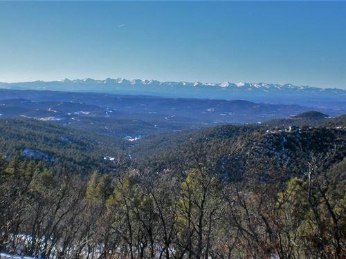 35 Acres Views & Water Tap : Trinidad : Las Animas County : Colorado