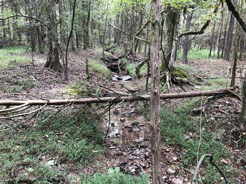 Slover Creek 160 : Lamar : Pope County : Arkansas