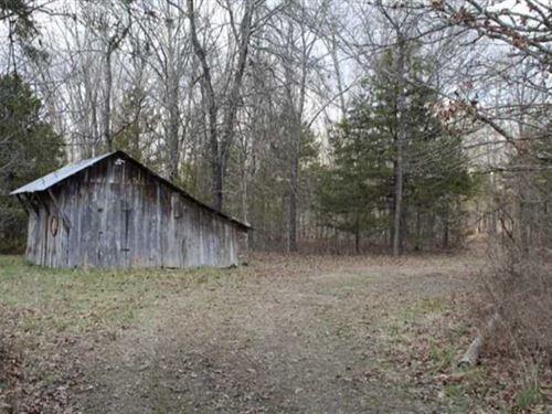 340 Acre Recreational Property Nea : Cedar Creek : Taney County : Missouri