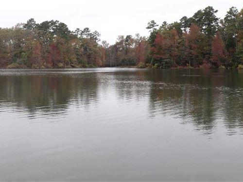 Winnsboro Trophy Bass Lake : Winnsboro : Franklin County : Texas