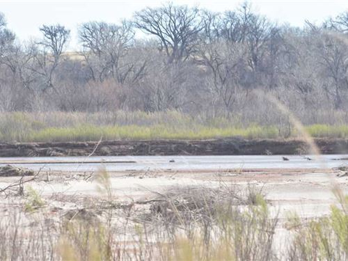 80 Acres in Cotton County, OK With : Randlett : Cotton County : Oklahoma