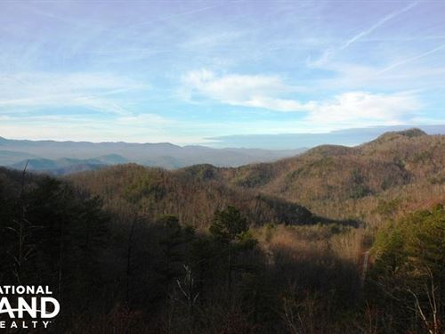 Smoky Mountain View Property : Sevierville : Sevier County : Tennessee