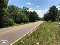 Autauga County 116 Acre Home/Huntin : Jones : Autauga County : Alabama