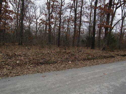 40 Acres M/L : Tahlequah : Cherokee County : Oklahoma