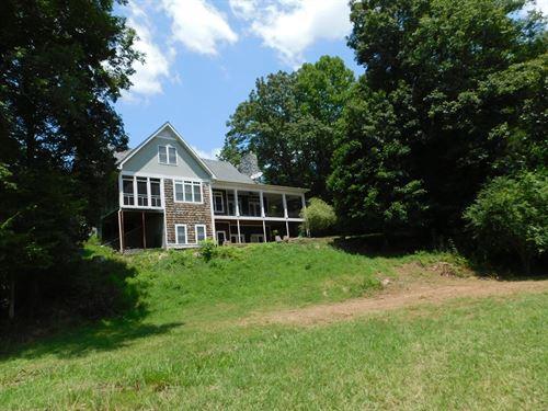 Farm TN 5 Br Home, Fencing : Olivehill : Hardin County : Tennessee