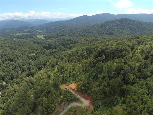 32 Acres Cullowhee, NC Jackson : Cullowhee : Jackson County : North Carolina