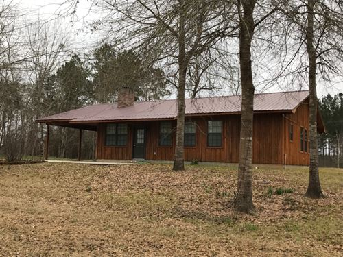 120 Acres in Quitman, Mississippi : Quitman : Clarke County : Mississippi