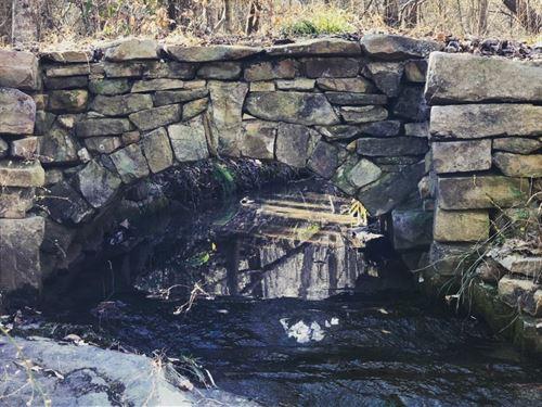 Rock Bridge Farm : Spartanburg : Cherokee County : South Carolina