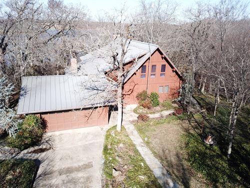 Big Wewoka Lake Property : Seminole : Oklahoma