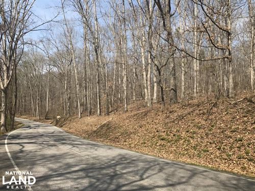 Old Sugarlimb Wooded Residential Pr : Loudon : Tennessee