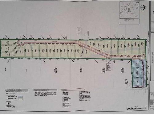 30-Acre Tract Prime Location : Fayetteville : Fayette County : Georgia