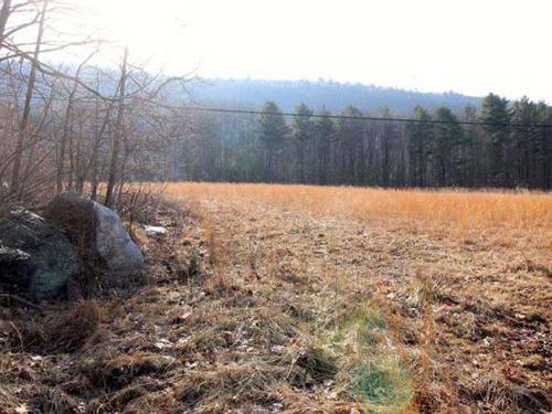 23 Acres Of Land Outside Bloomsburg : Bloomsburg : Columbia County : Pennsylvania