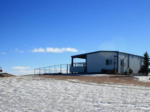 Stove Pipe Ranch : Pine Bluffs : Laramie County : Wyoming