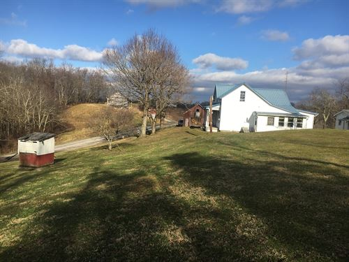 Monroe County, OH Farm For Sale : Graysville : Monroe County : Ohio