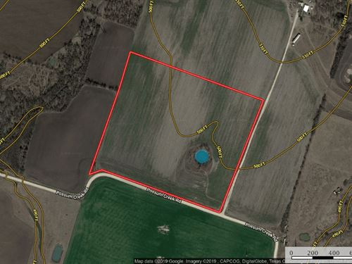 25.38 Acres, Rosebud-Lott Isd : Temple : Bell County : Texas