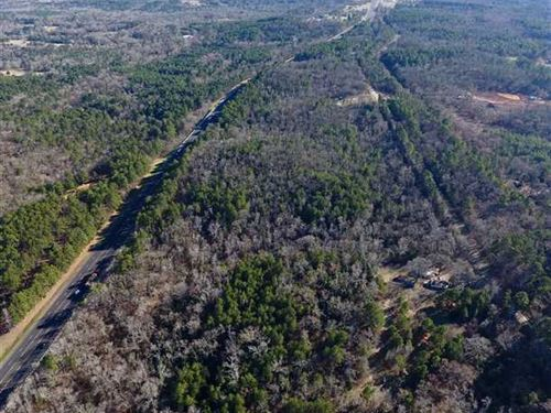 38.377 Acres Located North of Jack : Jacksonville : Cherokee County : Texas