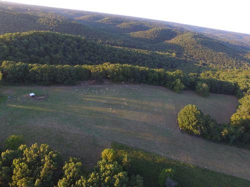 Beautiful Land With A View : Chadwick : Christian County : Missouri
