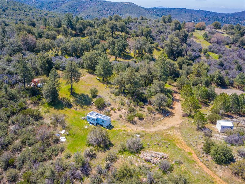 High Meadow Ranch Homesite : Julian : San Diego County : California