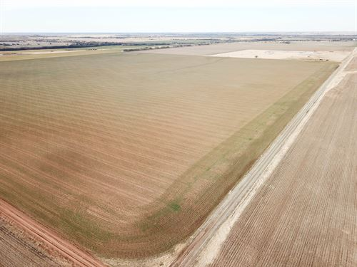 Cropland & Grass & Minerals : Billings : Oklahoma County : Oklahoma