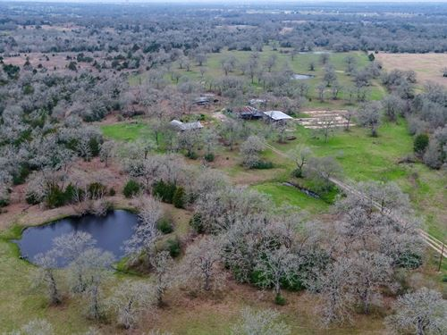 Perfect Getaway With Cabin : Giddings : Lee County : Texas