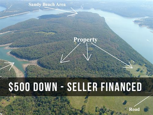 Seller Financed 10 Acres : Cedarcreek : Taney County : Missouri