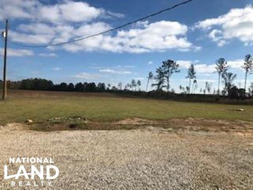 Lake Harris Road Farm Tract : Tuscaloosa : Alabama