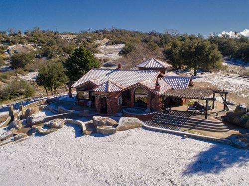 Diamond T Ranch : Santa Ysabel : San Diego County : California