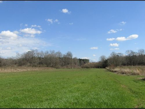 48 Acres In Lincoln County In Brook : Brookhaven : Lincoln County : Mississippi