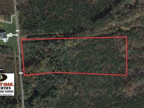 10.03 Acres of Hunting And Timberl : Macon : Warren County : North Carolina