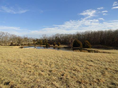 Hobby Farm With 25 Acres : Lenox : Dent County : Missouri