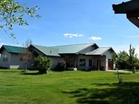 Judith River Ranchette : Moccasin : Judith Basin County : Montana
