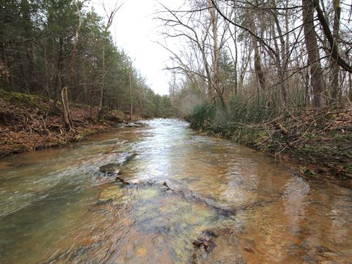 Arkansas Wooded Acreage For Sale : Hardy : Sharp County : Arkansas