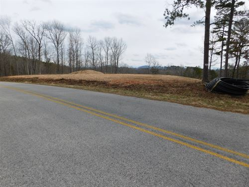45 Acres Paved County Road : Jasper : Newton County : Arkansas