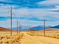 Ranch With Electric & Road Frontage : San Luis : Costilla County : Colorado